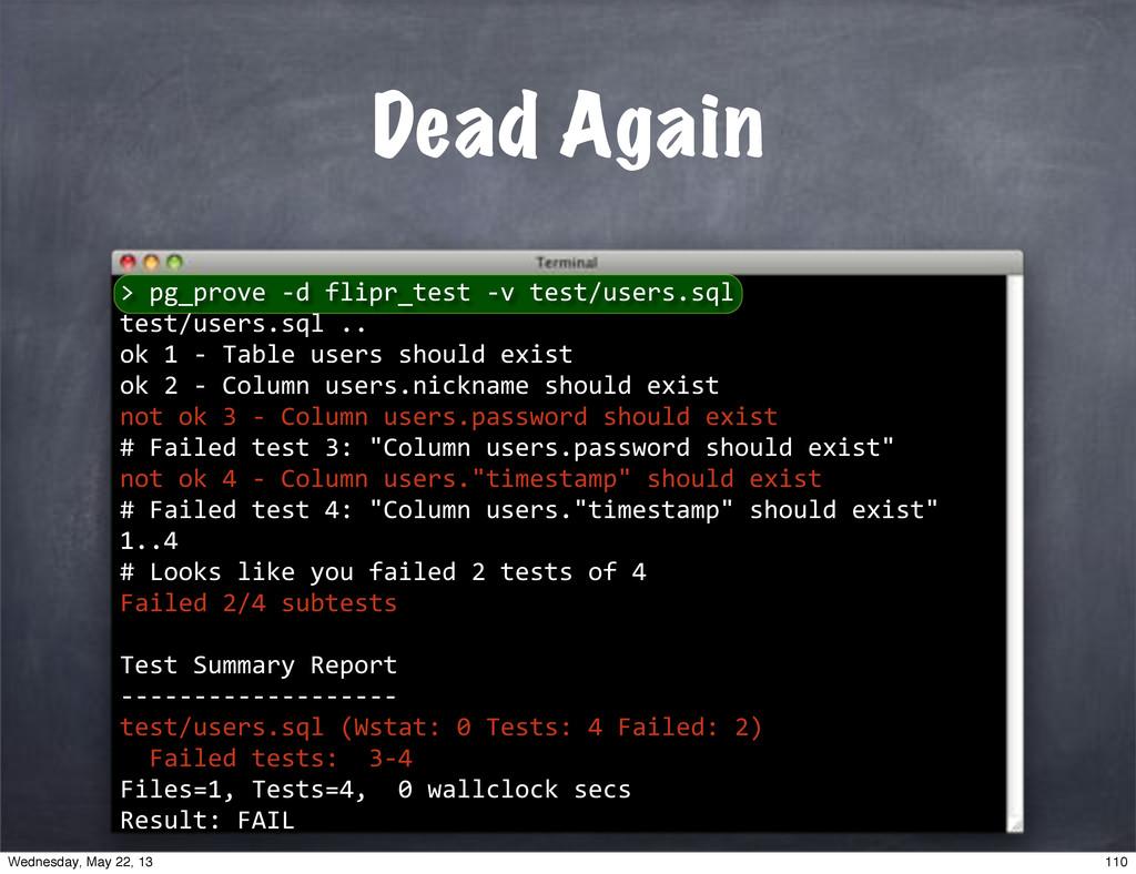 """""""""""pg_prove""""*d""""flipr_test""""*v""""test/users.sql test..."""