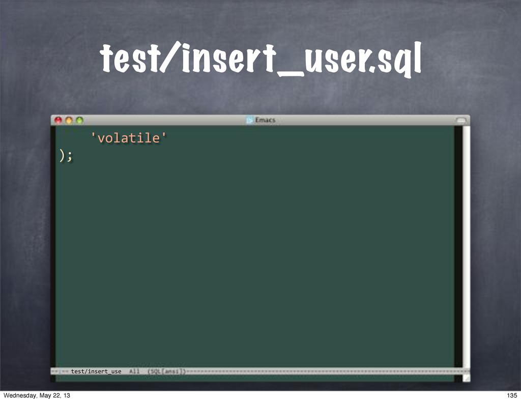 "test/insert_use test/insert_user.sql """"""""'volat..."