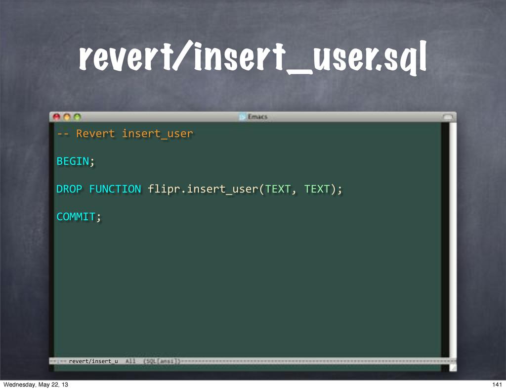 """revert/insert_u revert/insert_user.sql **""""Rever..."""