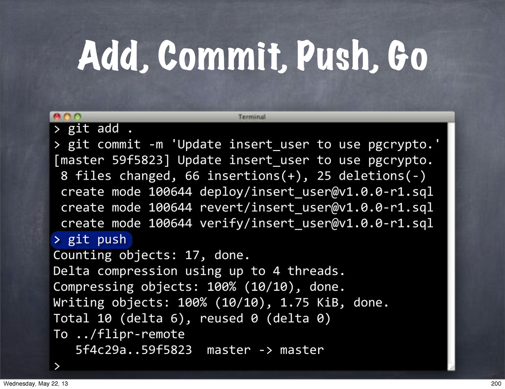 """""git""add"". >""git""commit""*m""'Update""insert_user..."