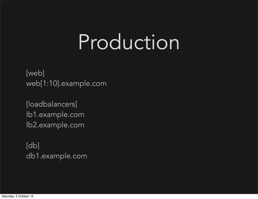 [web] web[1:10].example.com [loadbalancers] lb1...