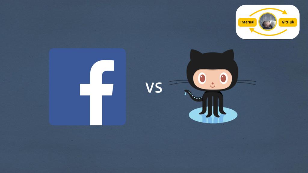 GitHub Internal vs