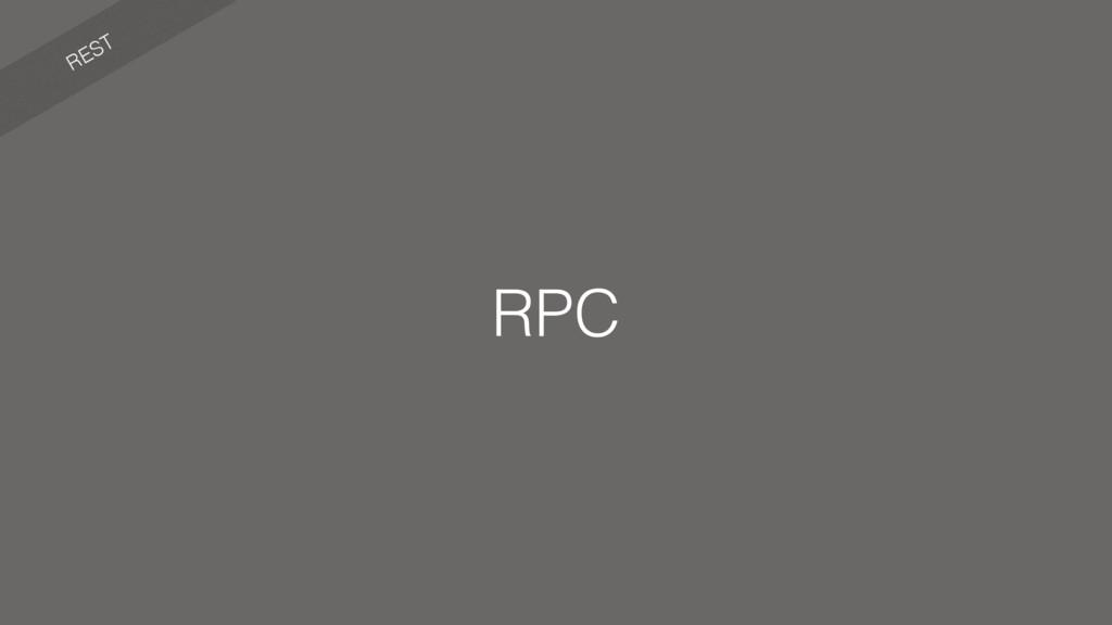 REST RPC