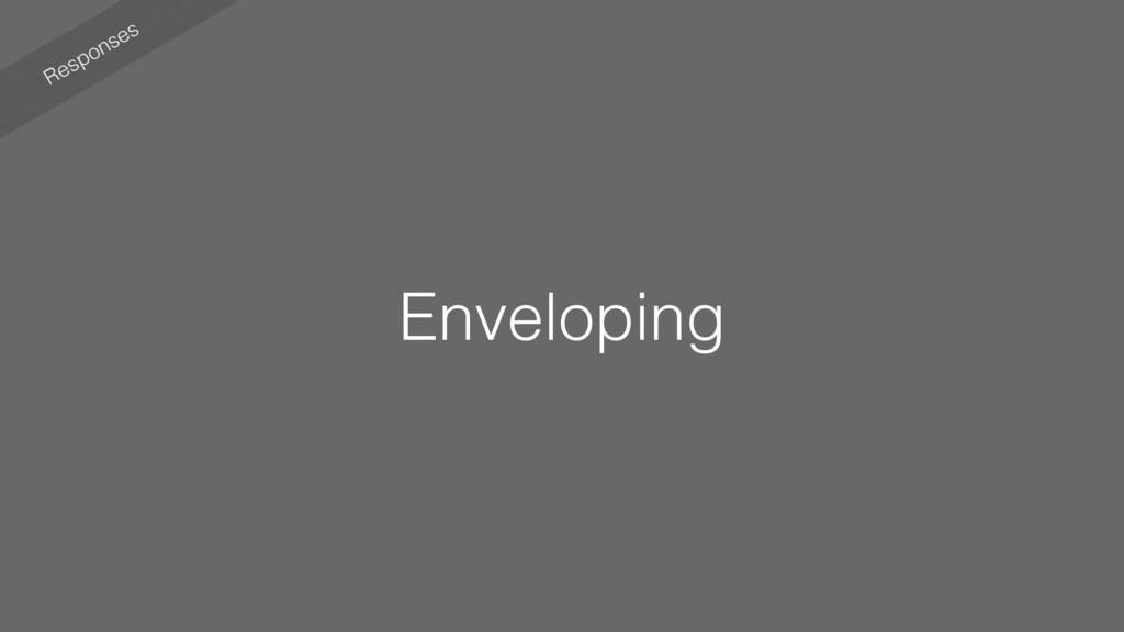 Responses Enveloping