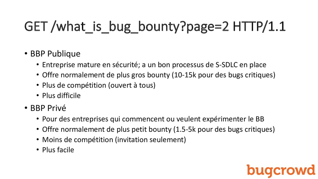 GET /what_is_bug_bounty?page=2 HTTP/1.1 • BBP P...