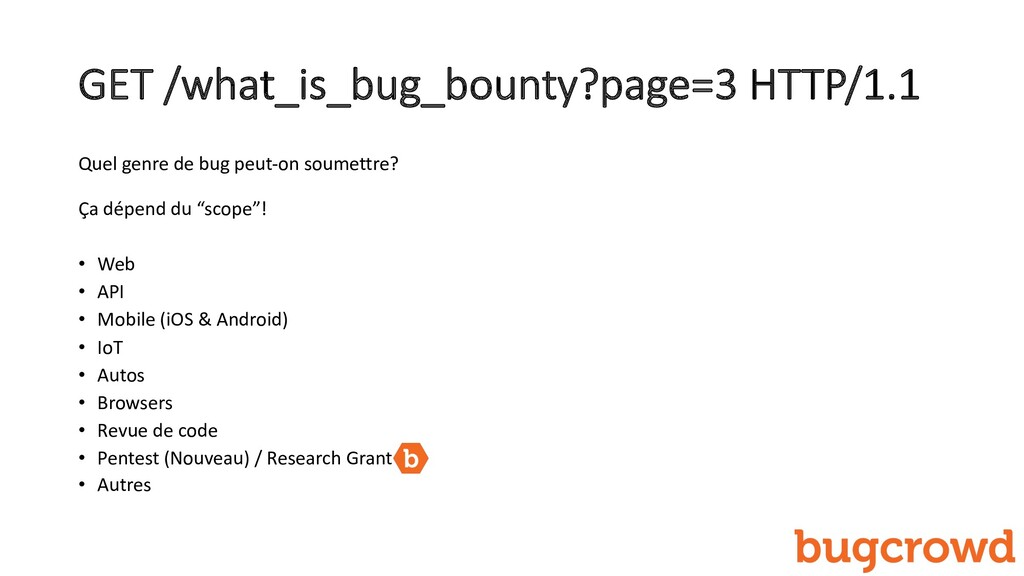 GET /what_is_bug_bounty?page=3 HTTP/1.1 Quel ge...