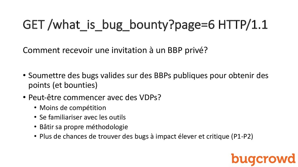GET /what_is_bug_bounty?page=6 HTTP/1.1 Comment...