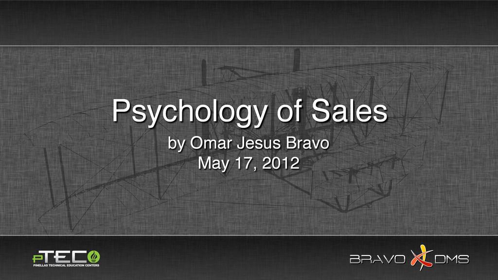 BRAVO DMS BRAVO DMS by Omar Jesus Bravo May 17,...