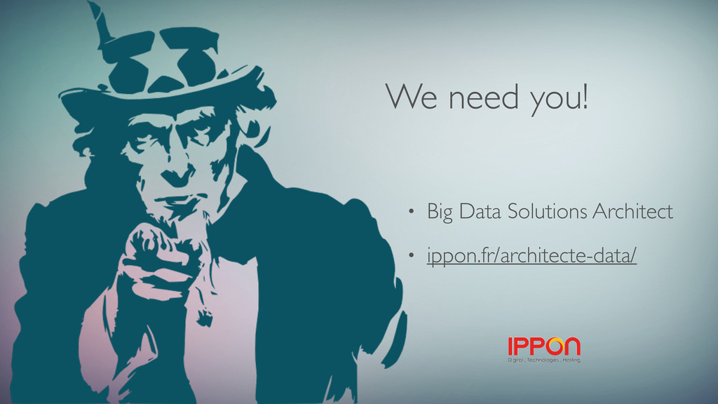 We need you! • Big Data Solutions Architect • i...