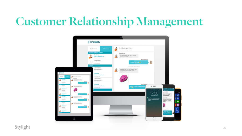 Customer Relationship Management 29
