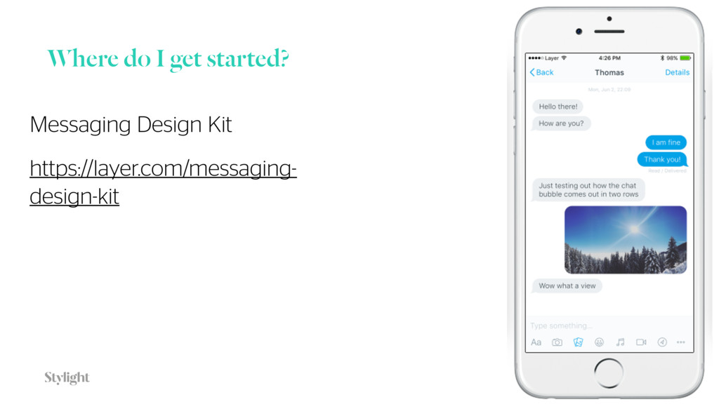 Where do I get started? Messaging Design Kit ht...