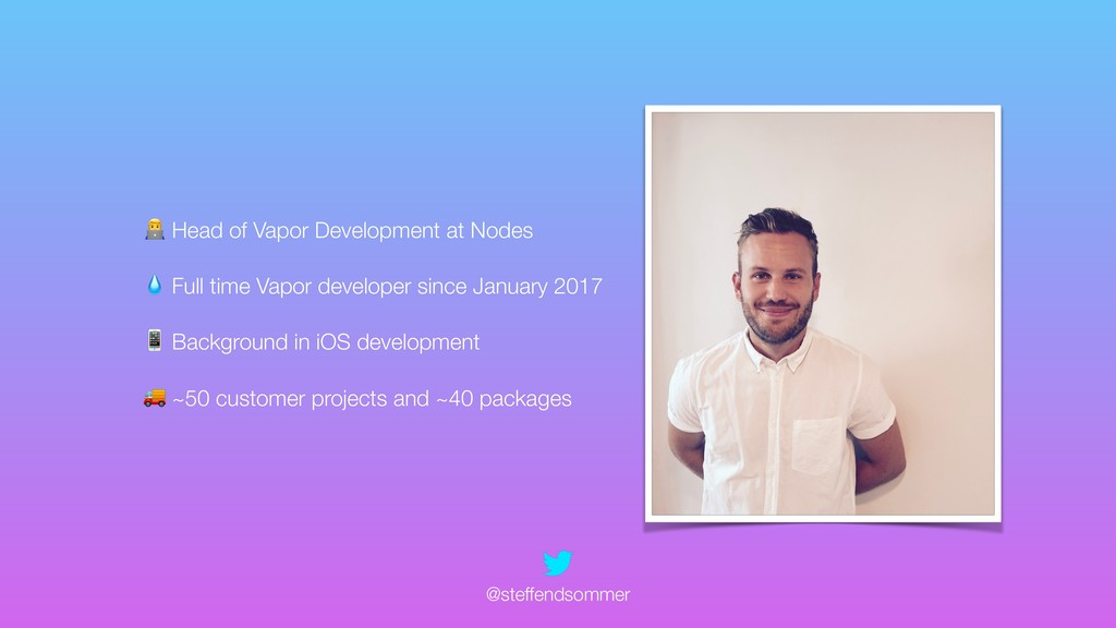 """ Head of Vapor Development at Nodes  Full time..."