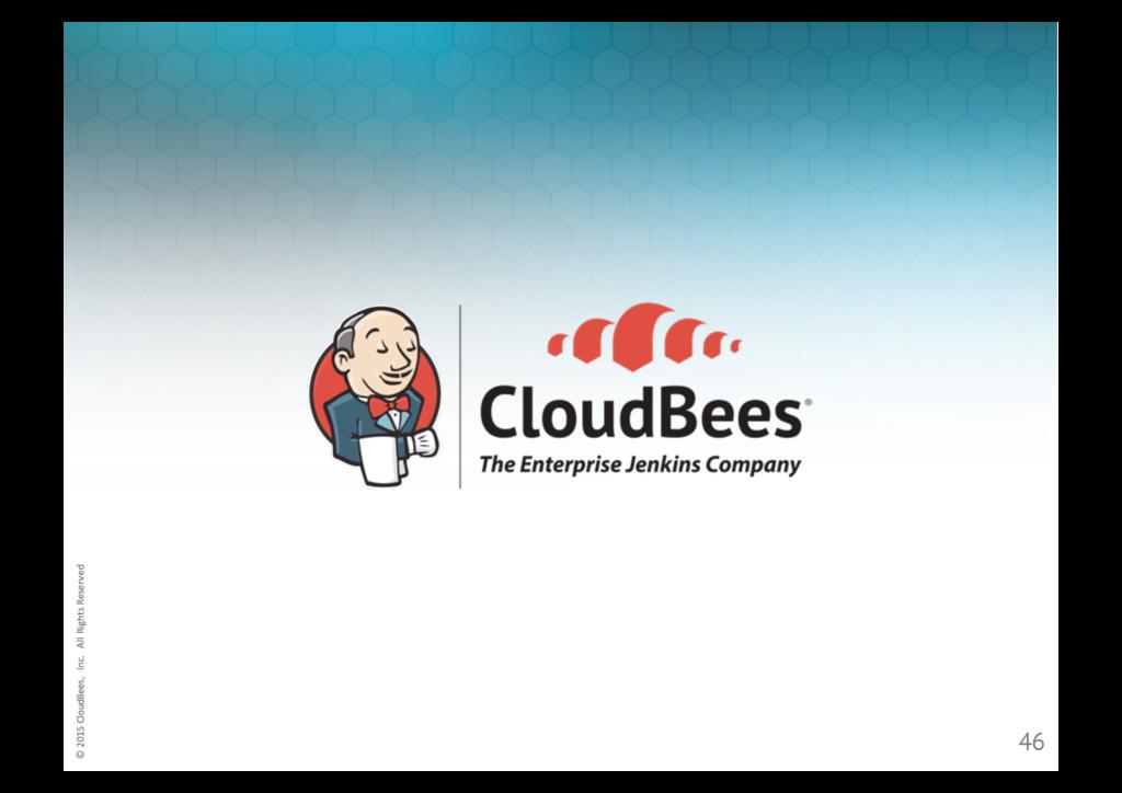 sd © 2015 CloudBees,  Inc.  All...