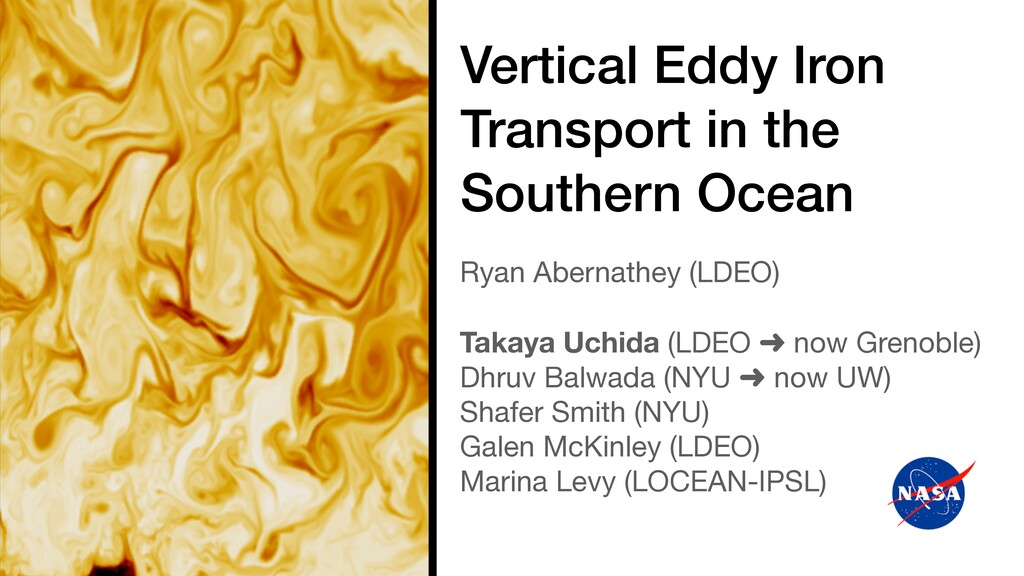 Vertical Eddy Iron Transport in the Southern Oc...