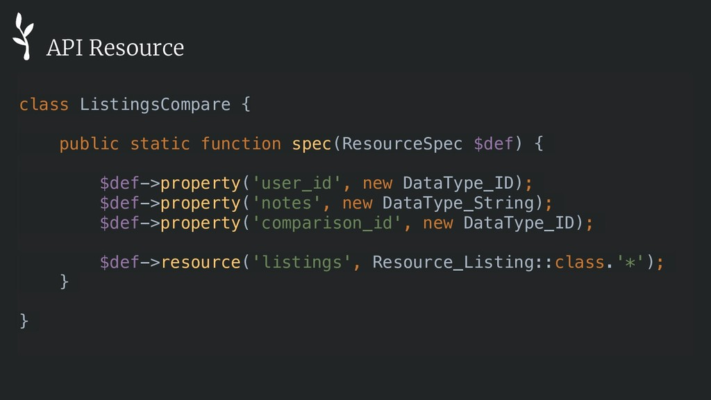 class ListingsCompare { public static function ...