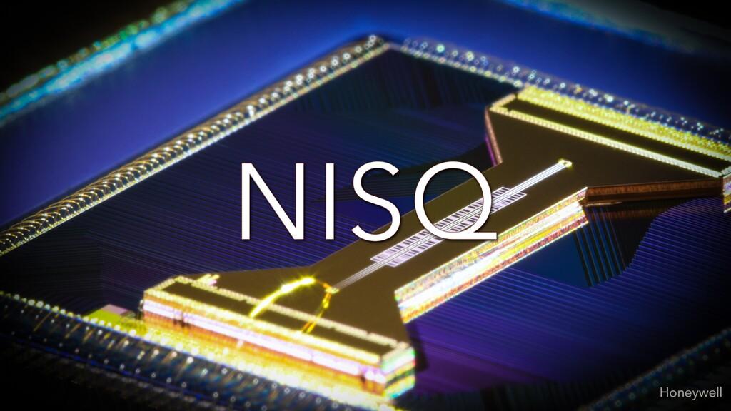 NISQ Honeywell