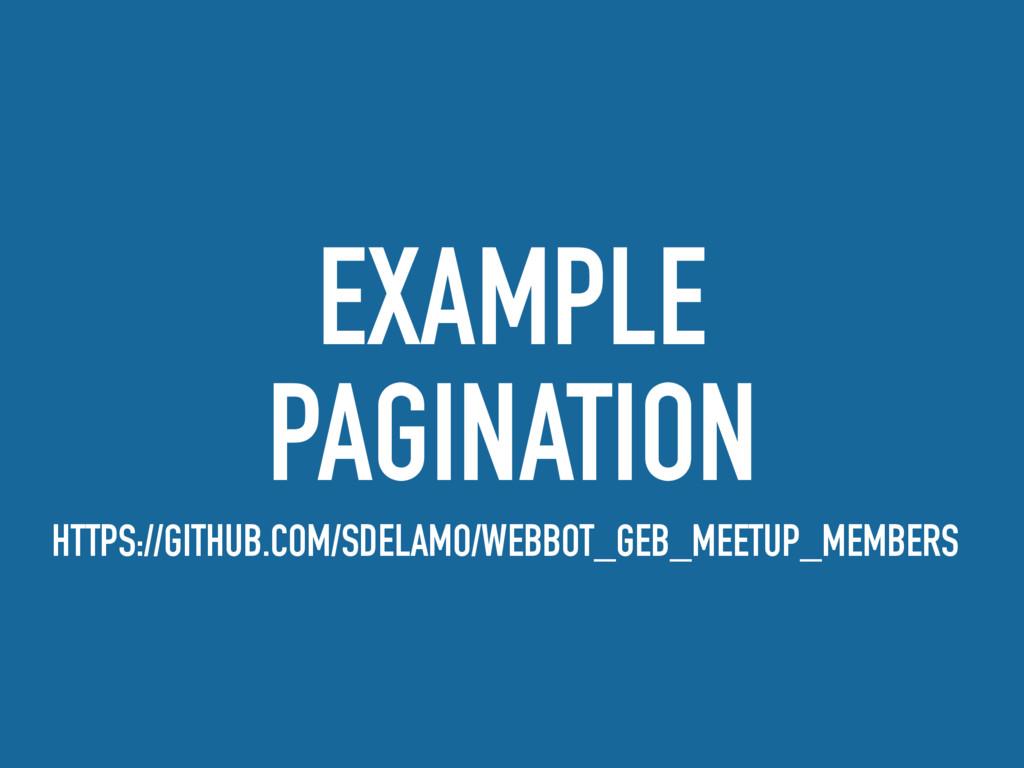 EXAMPLE PAGINATION HTTPS://GITHUB.COM/SDELAMO/W...