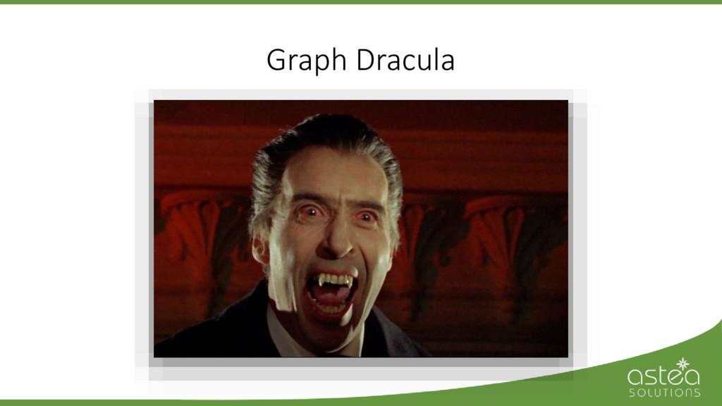Graph Dracula