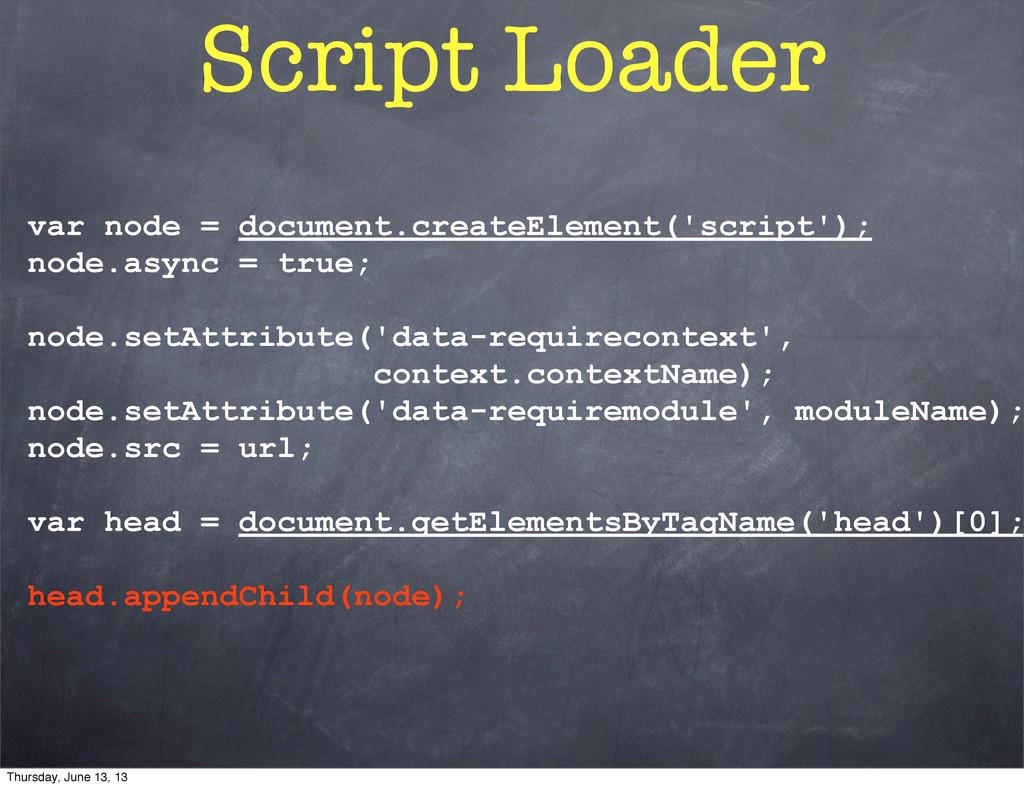 var node = document.createElement('script'); no...