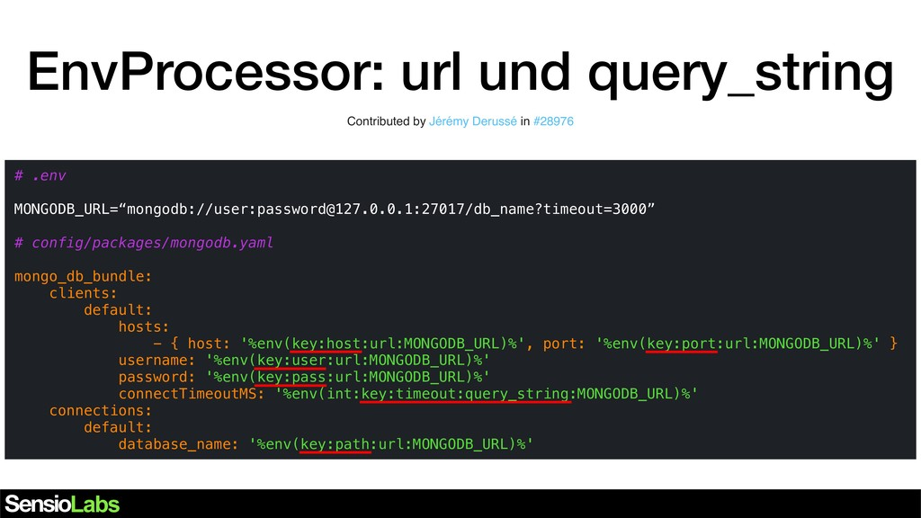 EnvProcessor: url und query_string Contributed ...