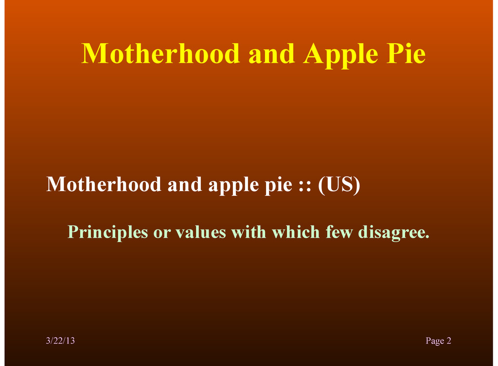Motherhood and Apple Pie Motherhood and apple p...