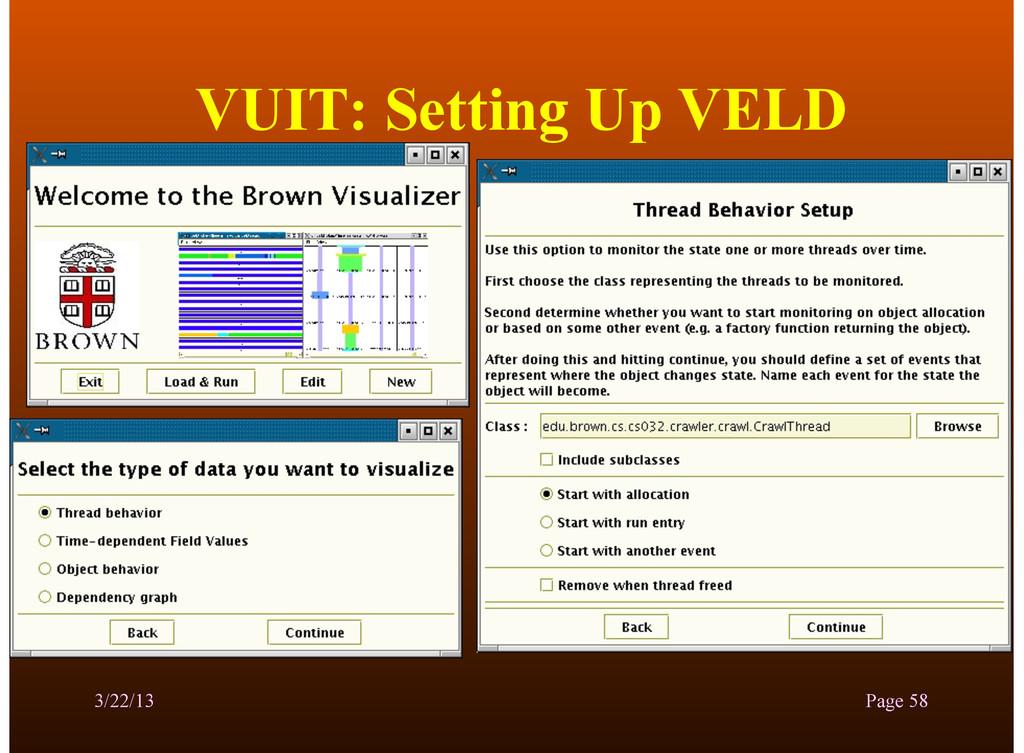 VUIT: Setting Up VELD 3/22/13 Page 58