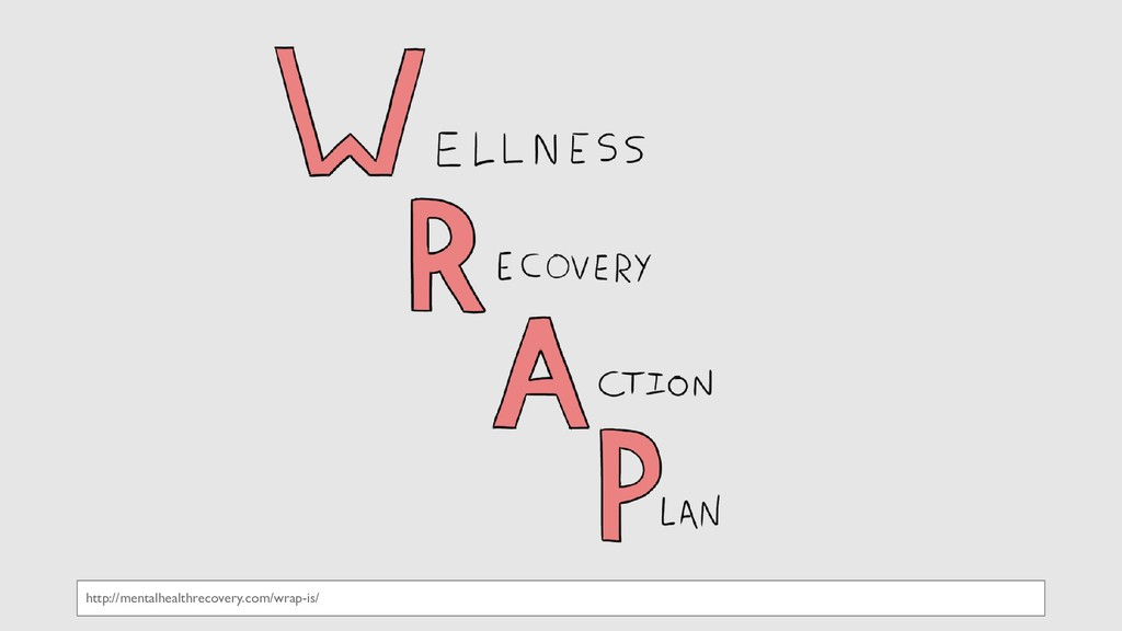 http://mentalhealthrecovery.com/wrap-is/