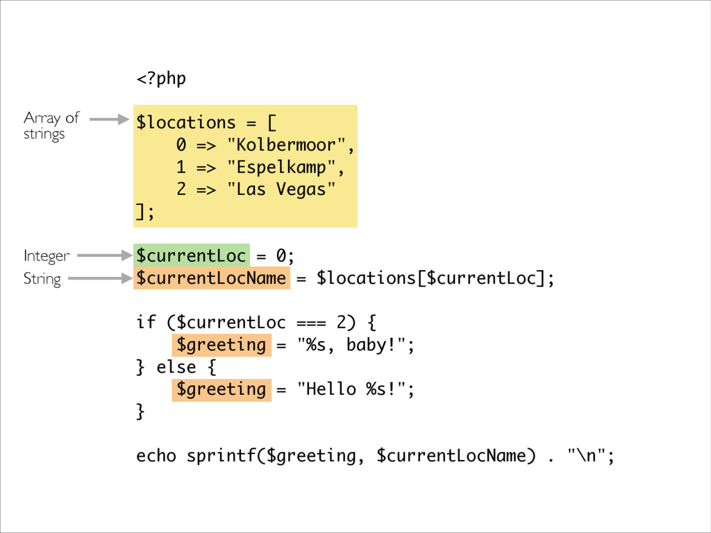 "<?php ! $locations = [ 0 => ""Kolbermoor"", 1 => ..."
