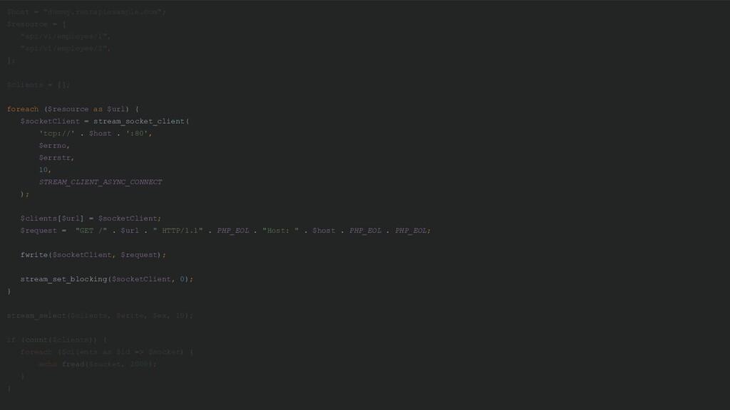 "$host = ""dummy.restapiexample.com""; $resource =..."