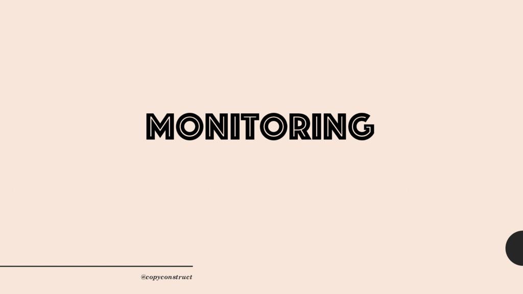 monitoring @copyconstruct