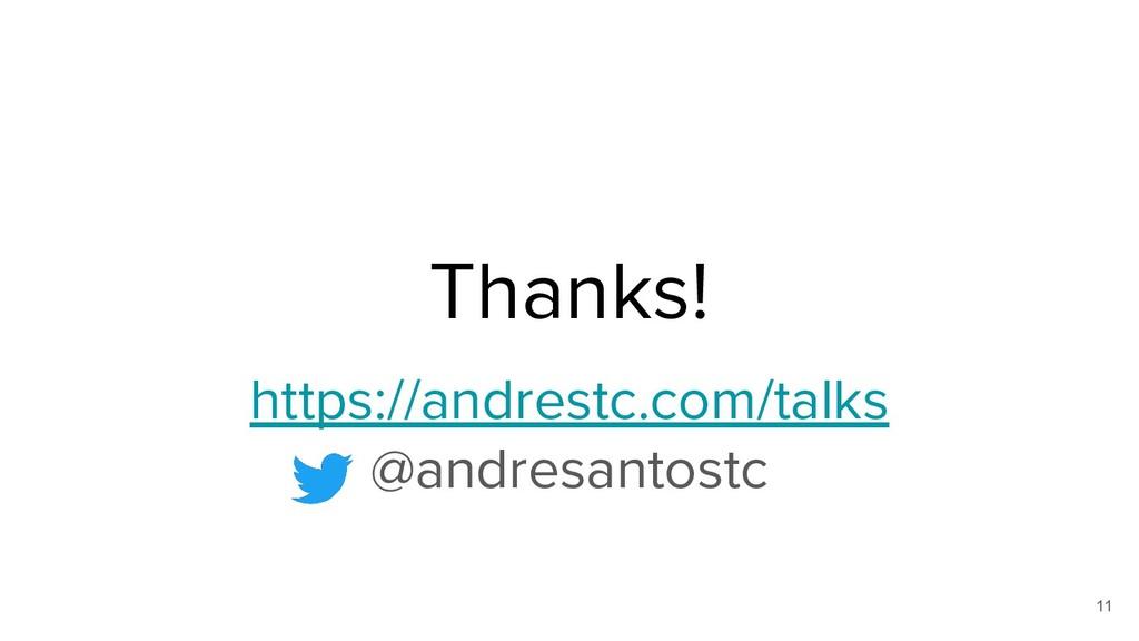 Thanks! https://andrestc.com/talks @andresantos...