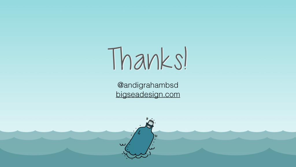 Thanks! @andigrahambsd bigseadesign.com