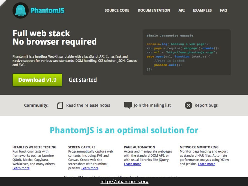 http://phantomjs.org