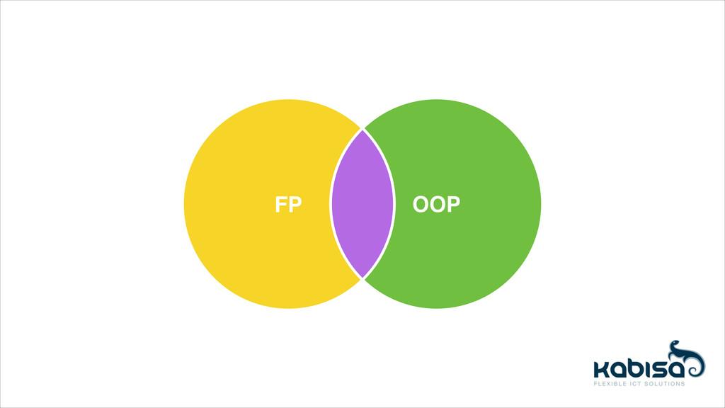 FP OOP