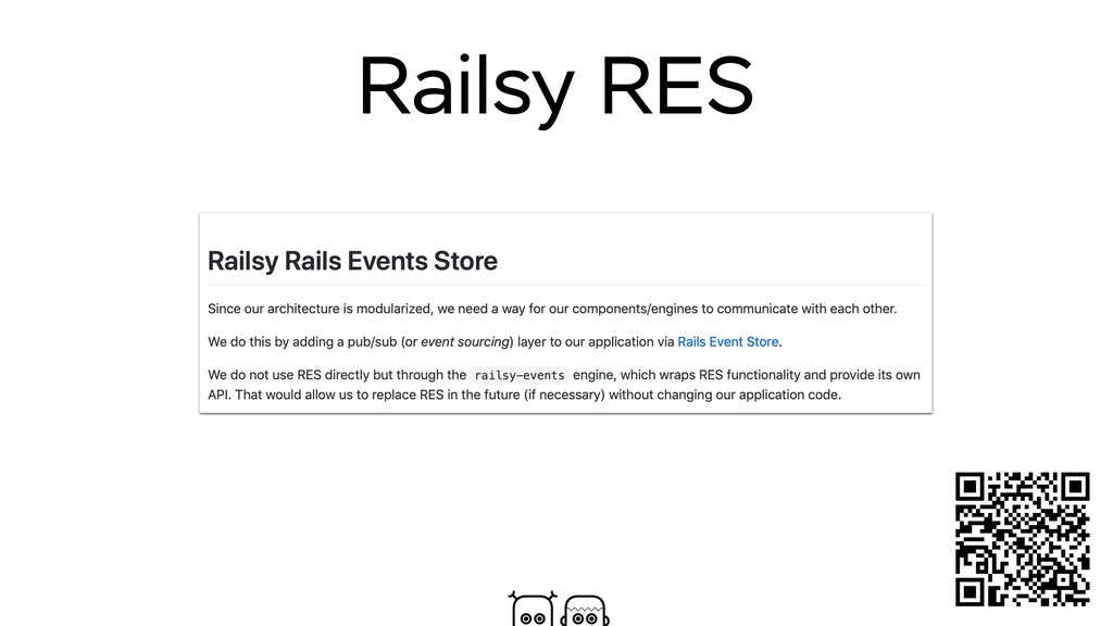 Railsy RES