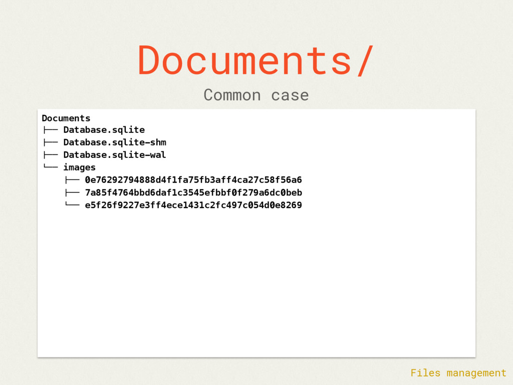 "Documents/ Documents !"""" Database.sqlite !"""" Da..."