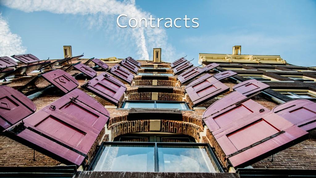 $POUSBDUT Contracts