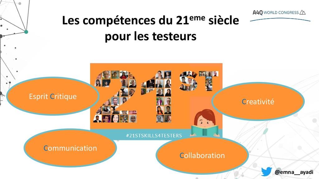 Les compétences du 21eme siècle pour les testeu...