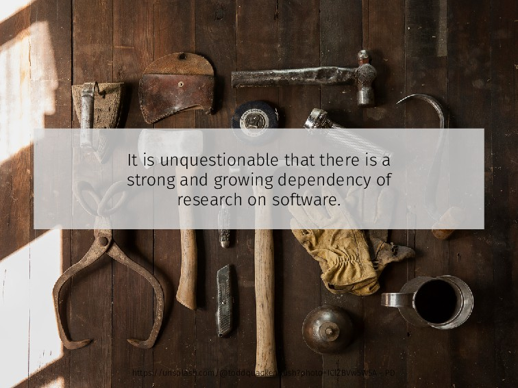 It is unquestionable that there is a strong and...