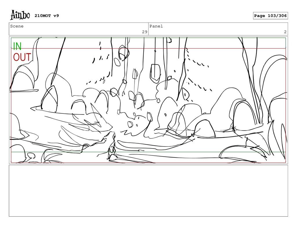Scene 29 Panel 2 210MOT v9 Page 103/306
