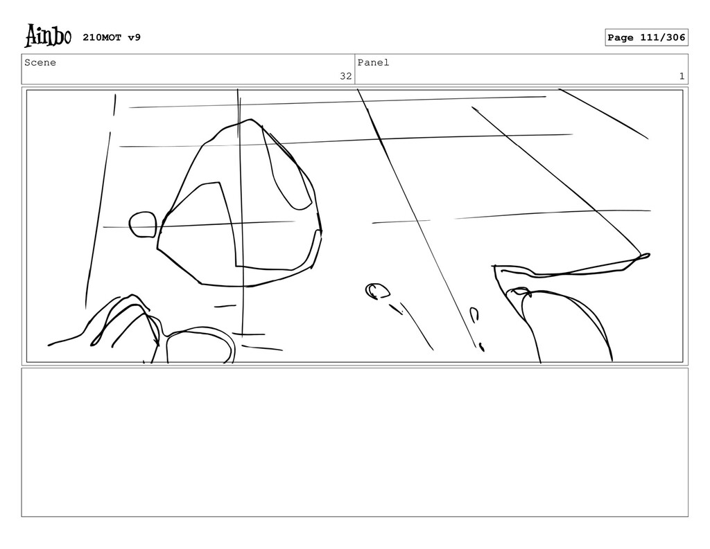 Scene 32 Panel 1 210MOT v9 Page 111/306