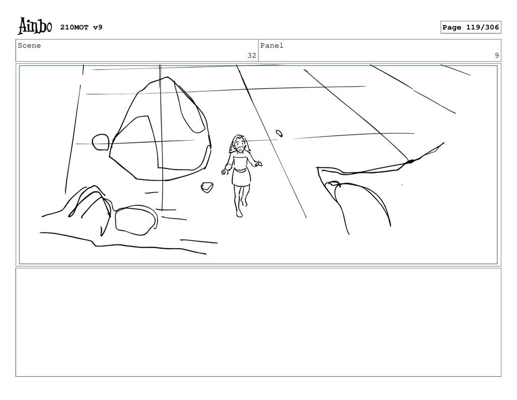 Scene 32 Panel 9 210MOT v9 Page 119/306