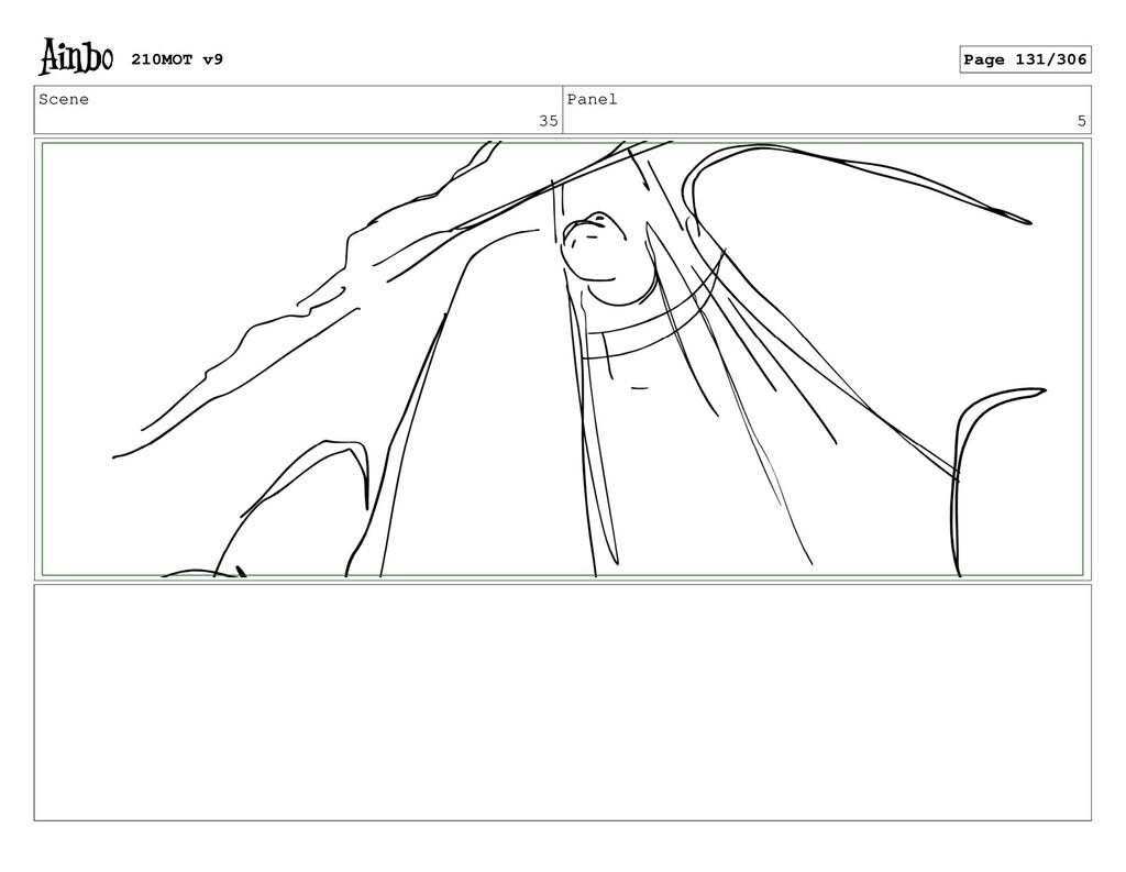 Scene 35 Panel 5 210MOT v9 Page 131/306