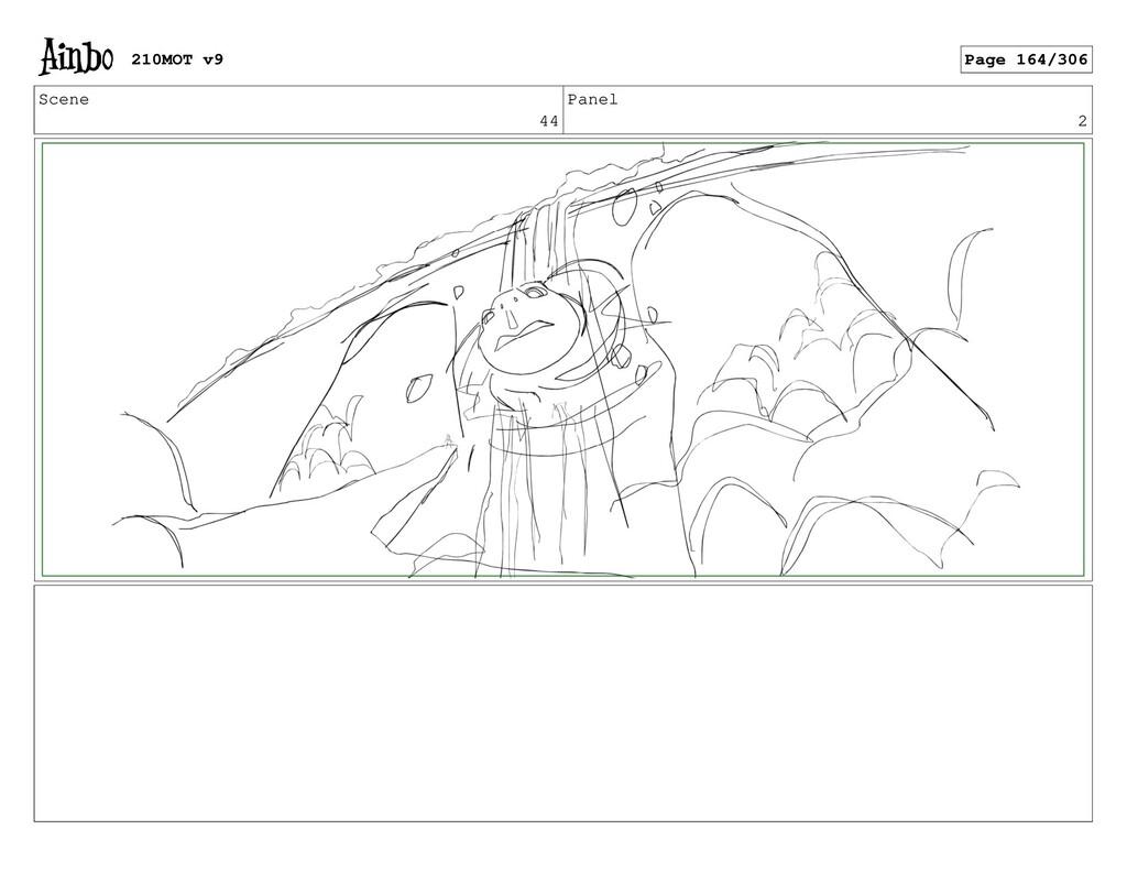 Scene 44 Panel 2 210MOT v9 Page 164/306