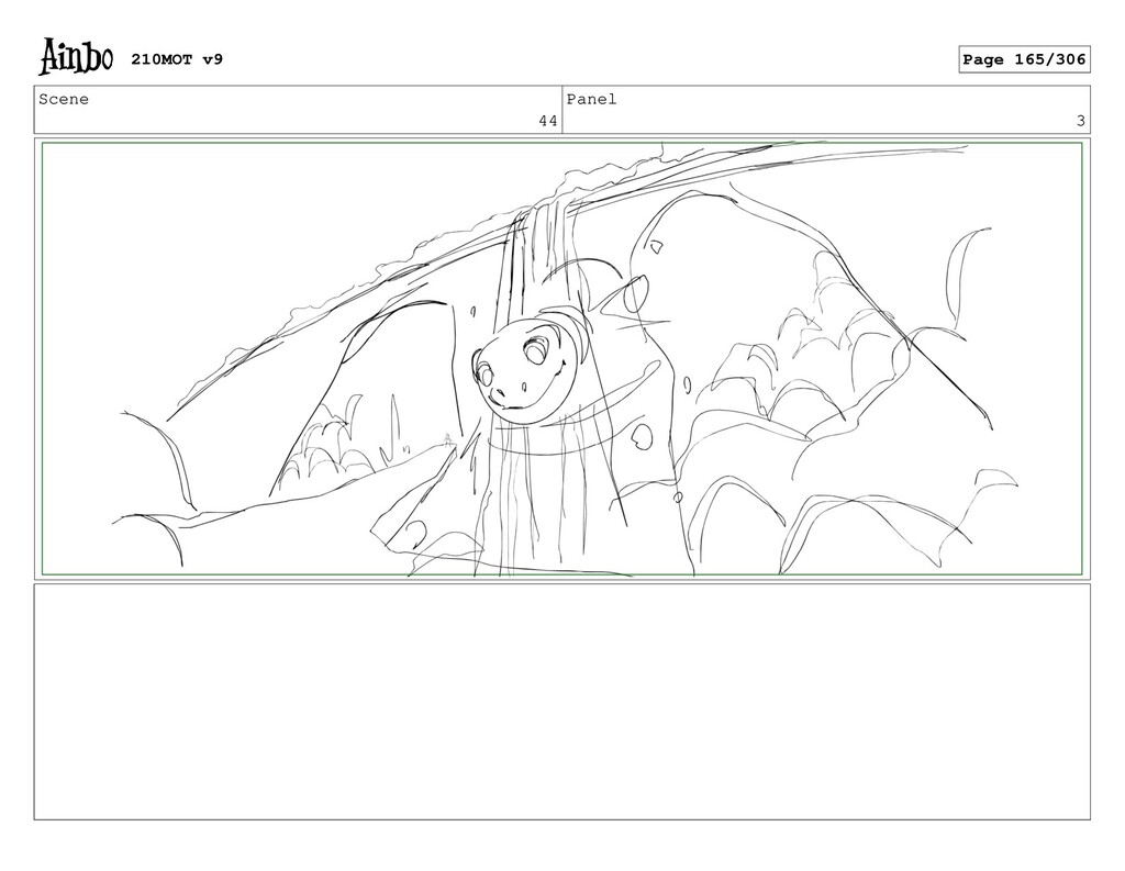 Scene 44 Panel 3 210MOT v9 Page 165/306
