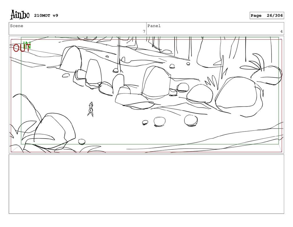 Scene 7 Panel 4 210MOT v9 Page 26/306