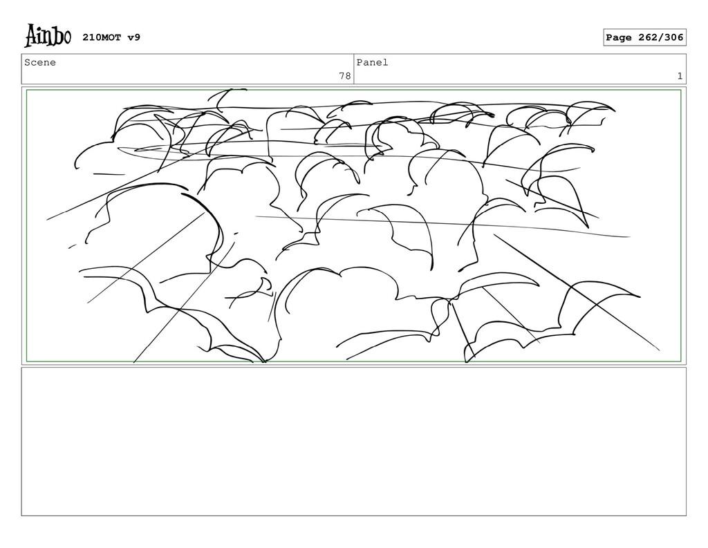 Scene 78 Panel 1 210MOT v9 Page 262/306