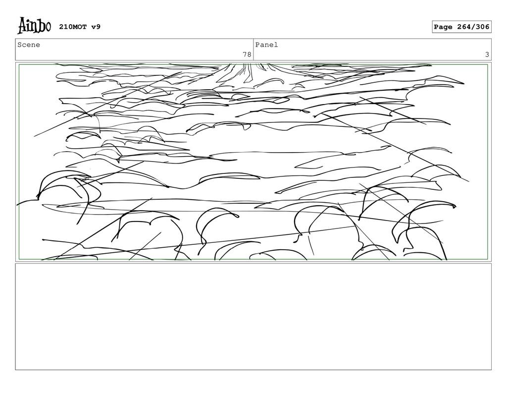 Scene 78 Panel 3 210MOT v9 Page 264/306