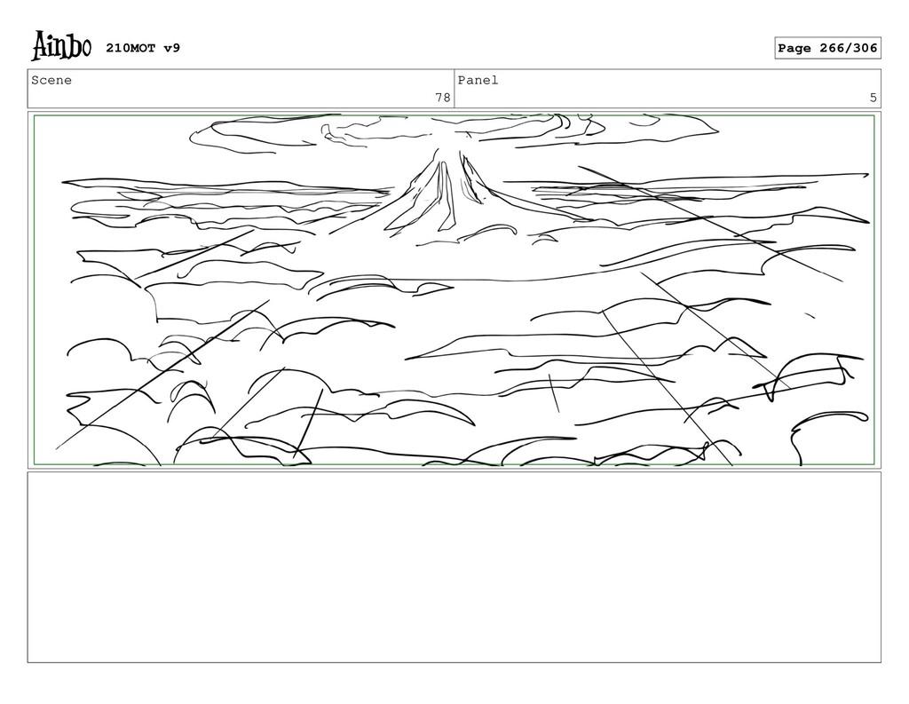 Scene 78 Panel 5 210MOT v9 Page 266/306