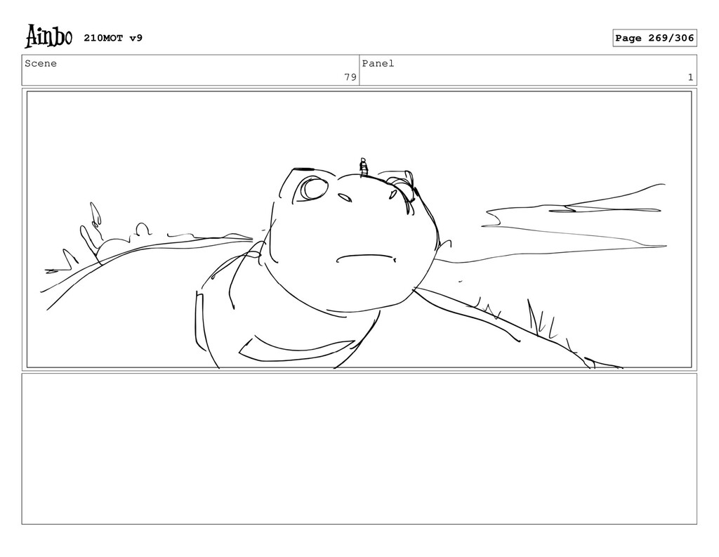 Scene 79 Panel 1 210MOT v9 Page 269/306